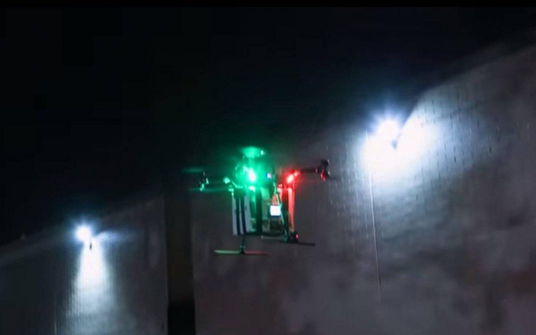 UN DRON ENTREGA UN ÓRGANO PARA TRANSPLANTE CON ÉXITO POR PRIMERA VEZ