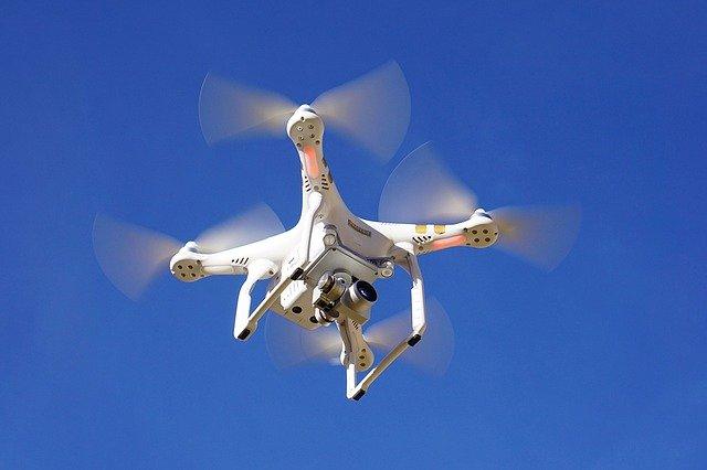 Las empresas canarias comienzan a apostar por el uso de los drones para prevenir riesgos laborales