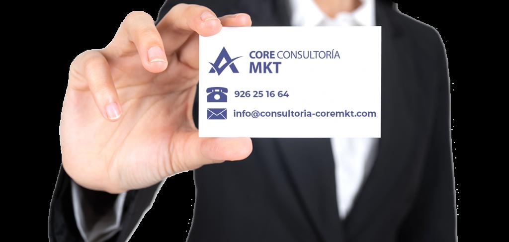 Contacto Core Consultoría Core MKT