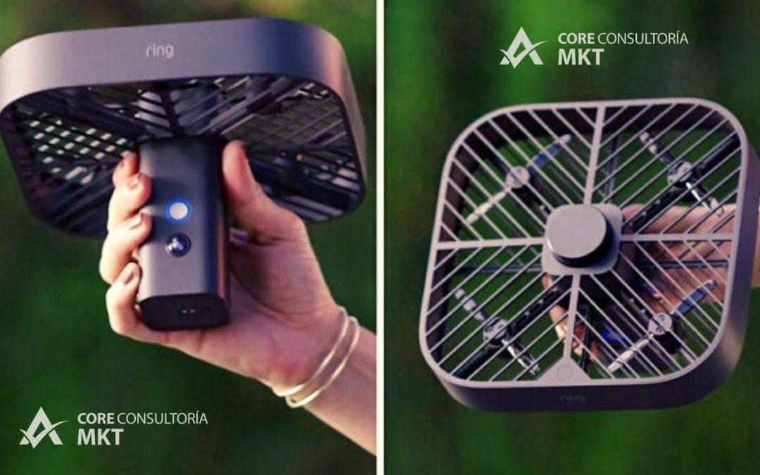 """""""Ring Always Home Camera"""", el Dron de Amazon"""