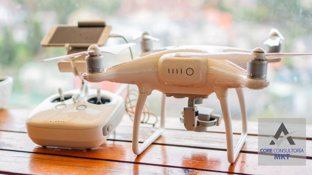 operador de drones